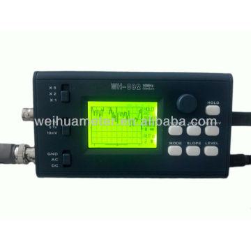 Осциллограф цифровой осциллограф-мультиметр портативный осциллограф осциллограф-мультиметр метр с хранения данных USB ч-082