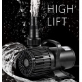 Heto 2700 GPH fish pond pump(10220LPH,120W)20.3ft Power Cord High Lift for Fish Tank, Pond, Aquarium, Statuary, Hydroponics