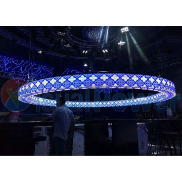 P 10 Creative LED Soft Indoor Dispaly