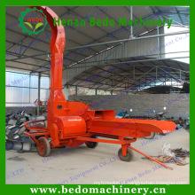 2014 China mais profissional CE cortador de resíduos de culturas para alimentação de gado com preço razoável 008613253417552
