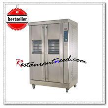 K115 26 bandejas de acero inoxidable Atomizing masa eléctrica Proofer