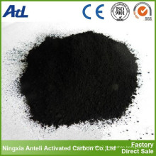 premium grade activated charcoal powder for teeth whitening