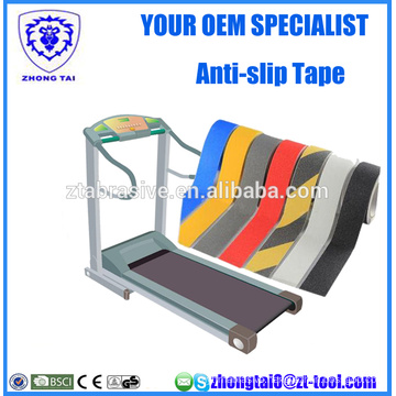 Anti-slip tape for gymnasium gym palaestra