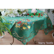 Fh-26 Rabbit Design Tablecloth Easter Use
