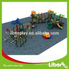 Équipement d'aire de jeux pour enfants nouvellement conçu pour 2014 Équipement de terrain de jeu
