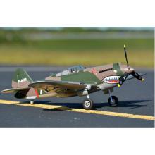 El avión más grande 12 CH P40 Warhawk RC Plane RC para la venta