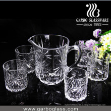 Água bebendo 7PCS Glass Set GB12041