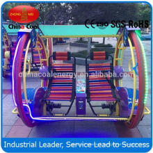 Small investment High Return Electronic Happy Leswing Car Amusement park Equipment
