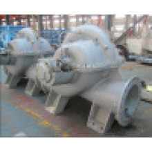 Sanlian Brand Hs (V) Serie Split Case Wasserpumpe mit großem Durchfluss