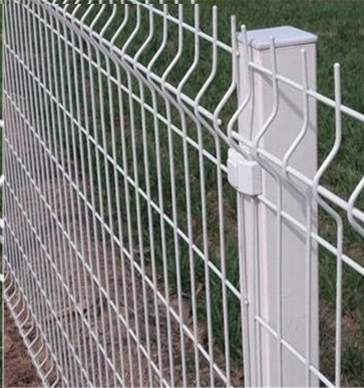 Square Hole Fence