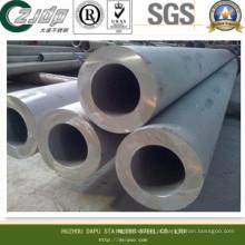 ASTM 304 310 316 316L Tubo de seção de aço inoxidável