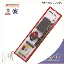 Crianças FDSF104 Conjunto de vara de pesca e combinação de pesca do carretel para crianças