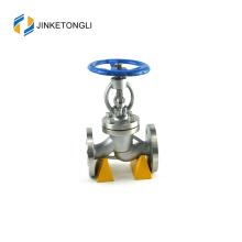 Válvula de globo eléctrica estándar de la válvula de control del arrabio