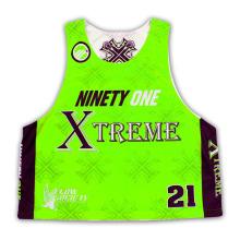 Nouveau maillot de lacrosse sublimée sur mesure 2015