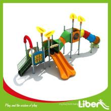 China Popular Park Used Outdoor Playground, Kids Outdoor Playground Slides