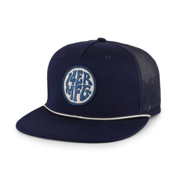 Летняя мужская сетчатая шляпа Snapback с логотипом
