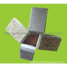 Exterior insulation wall sheet