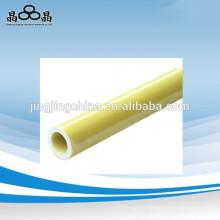 Tubo redondo de fibra de vidrio