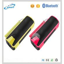 2016 nova alta qualidade banco de potência lanterna ao ar livre bluetooth speaker