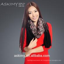 2015 neue Mode 100% Wolle Schal aus der inneren Mongolei