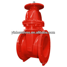 Resilient Seated Gate Valve NRS Gate Valve Flanged End Gate Valve