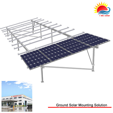 2016 tendências produtos solares PV sistema de montagem para a instalação de terra (SY0004)