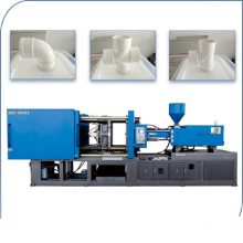 plastic pipe fittings injector molding machine
