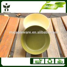 Cuencos de la fibra del bambú de la vida del eco venden al por mayor