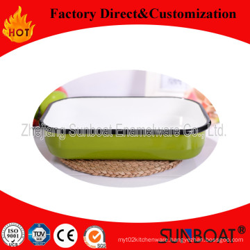 Sunboat Daily Useage Cookware Enamel Bakeware Pan House Appliance