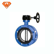 flange pp butterfly valve