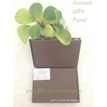 Leicht fabrizierte Kasten-hölzerne Plastikverbindung WPC-Platten-Brett für Blumen-Pool