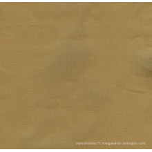 100% Tissu en coton biologique en coton (QDFAB-8646)