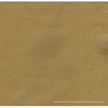 Tecido sólido de sarja de algodão orgânico de 100% (QDFAB-8646)
