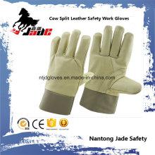Rindsleder Möbel Leder Arbeitsschutz Handschuh