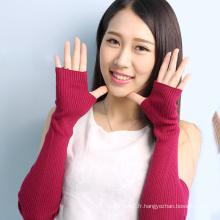 Vente chaude pas cher en gros hiver femmes gants à la main pour les filles
