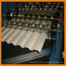 Wandplatte Kaltwalzformmaschine