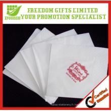 Le papier de serviette à 2 couches imprimé à bas prix