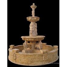 Fontaine d'eau Lion de jardin VLF-113 J