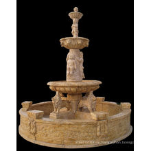 Garden Lion Water Fountain VLF-113 J