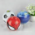 Ornements de Noël en forme de forme personnalisée, étain en forme de boule, forme de boule Étain de bonbon