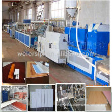 PVC Grid Board Extrusion plastic machine