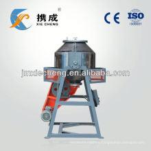 Rotary vibrator for plastic granules mingling