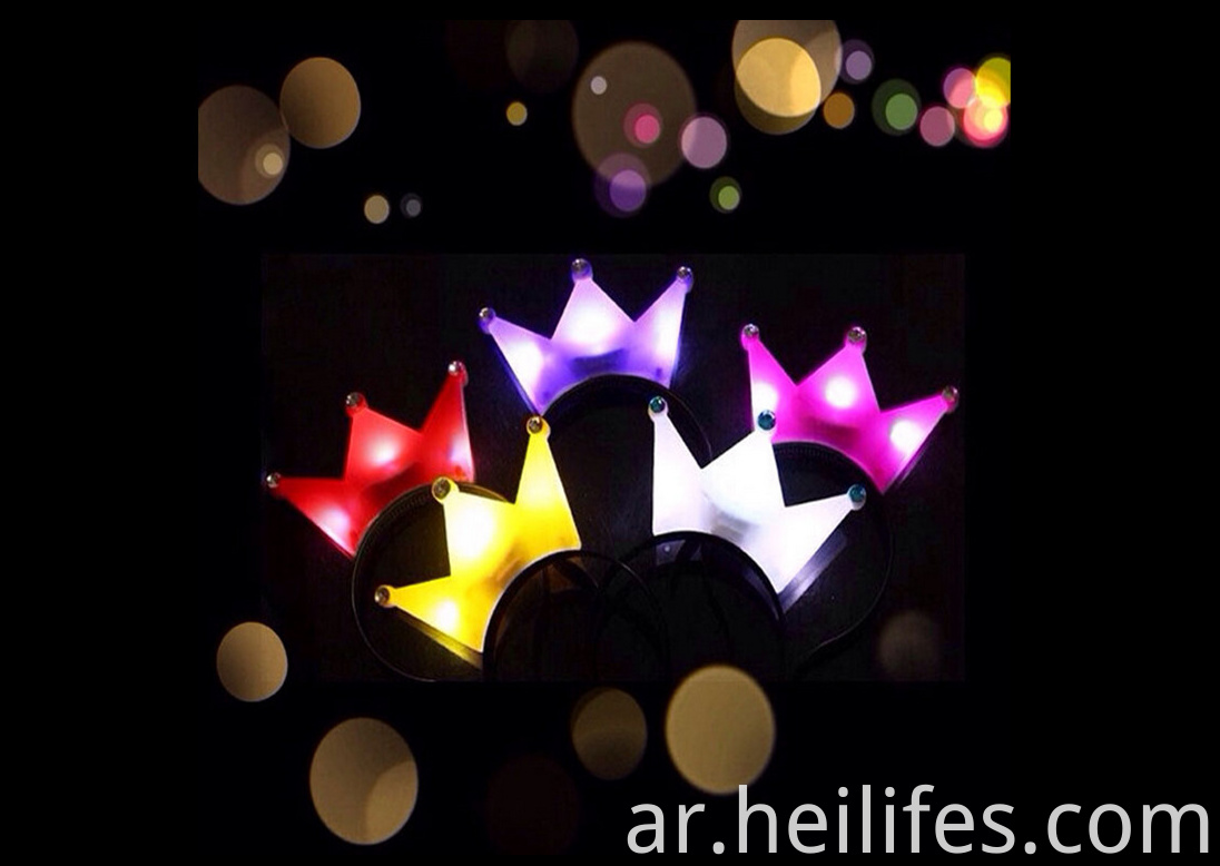 Light Toys Crown Headwear