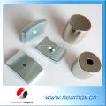 Hot sale industrial ndfeb n42 neodymium magnet