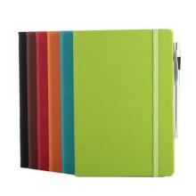 Großhandel Veranstaltungsplaner Notebook / Corporate Tagebuch mit Schloss / Leder Fancy Diary Zeitschriften