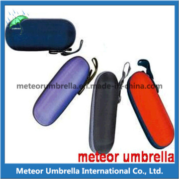 Easy Take Compact Small Foldable Fashion EVA Box Umbrella