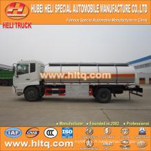 Dongfeng Tianjin 4x2 13CBM camion de transport de produits chimiques liquides à vendre, approvisionnement en usine de Chine