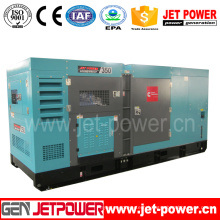 Silent Type Diesel Generator Powered by Cummins Engine