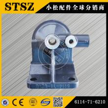 Komatsu  PC300-7 fuel filter head 6114-71-6210