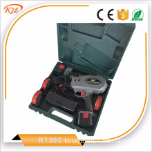 Distinctive fully automatic for bag bundle portable rebar tying machine wire spool